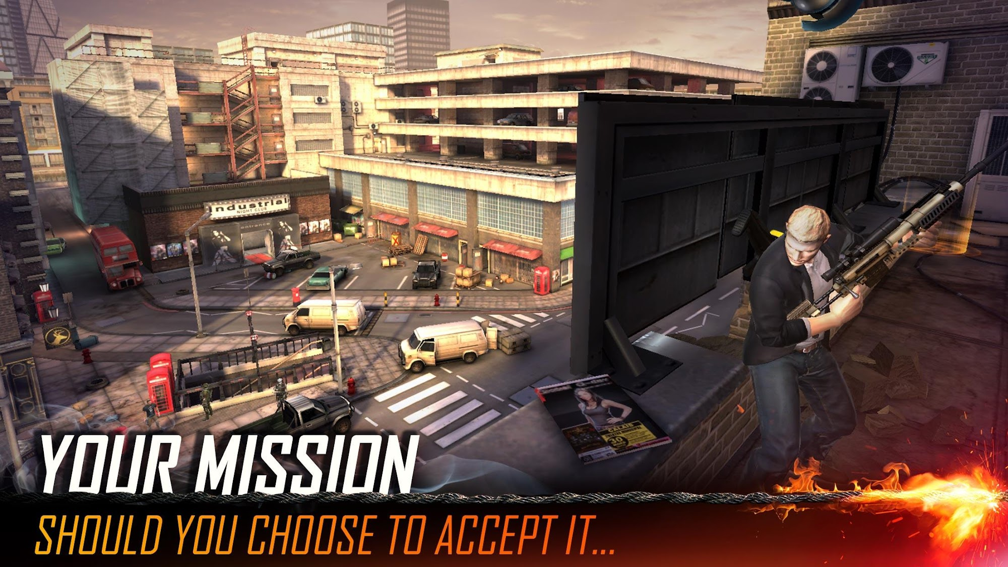 Mission Impossible RogueNation screenshot #8