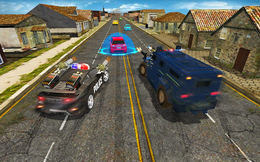 Police Highway Chase in City - Crime Racing Games 1.3.1 screenshots 4