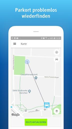 HandyParken Mu00fcnchen u2013 einfach und sicher 60 screenshots 4