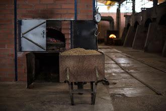 Photo: Cascarilla de café para hornos de Secado - Supía