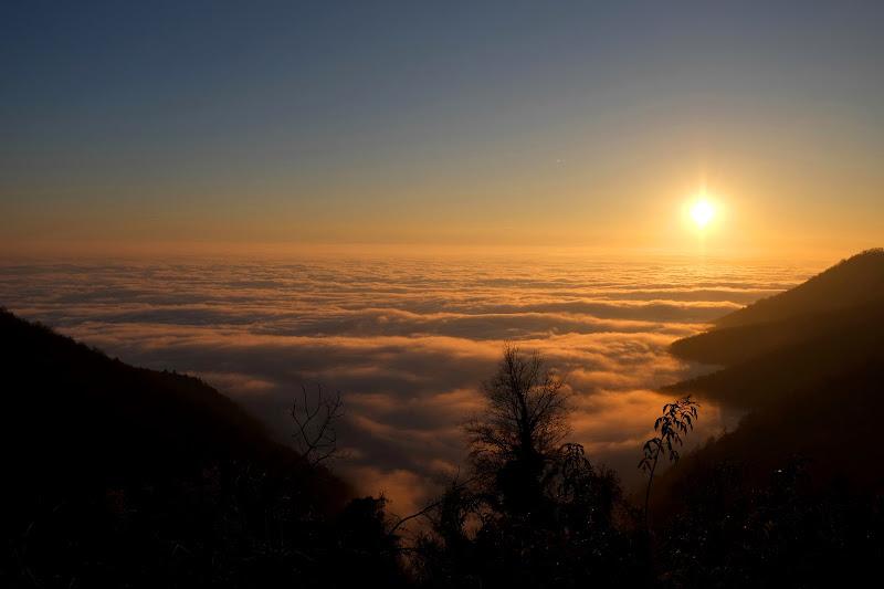 Mare sul Monte Misma 1160 mt di tizicarra