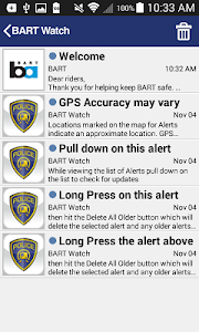 BART Watch screenshot 3