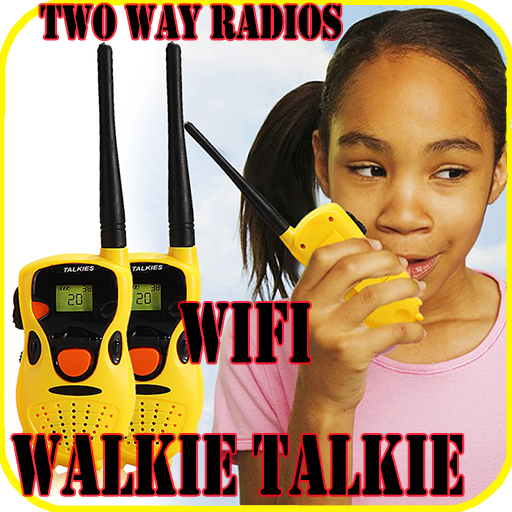 Two way radios Wifi Walkie Talkie