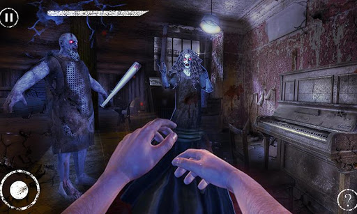 Haunted House Escape - Granny Ghost Games filehippodl screenshot 6