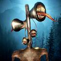 Siren Head Haunted Horror Escape - Scary Adventure icon