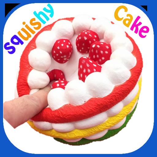 How to Make Squishy Cake