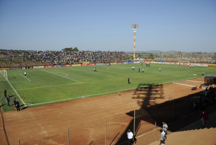 General view of the Black Leopards home ground Thohoyandou Stadium before the upgrades were made to meet the standards required by the Premier Soccer League (PSL). The PSL will release a do a final inspection on whether the stadium can host Absa Premiership football on August 21 2018.