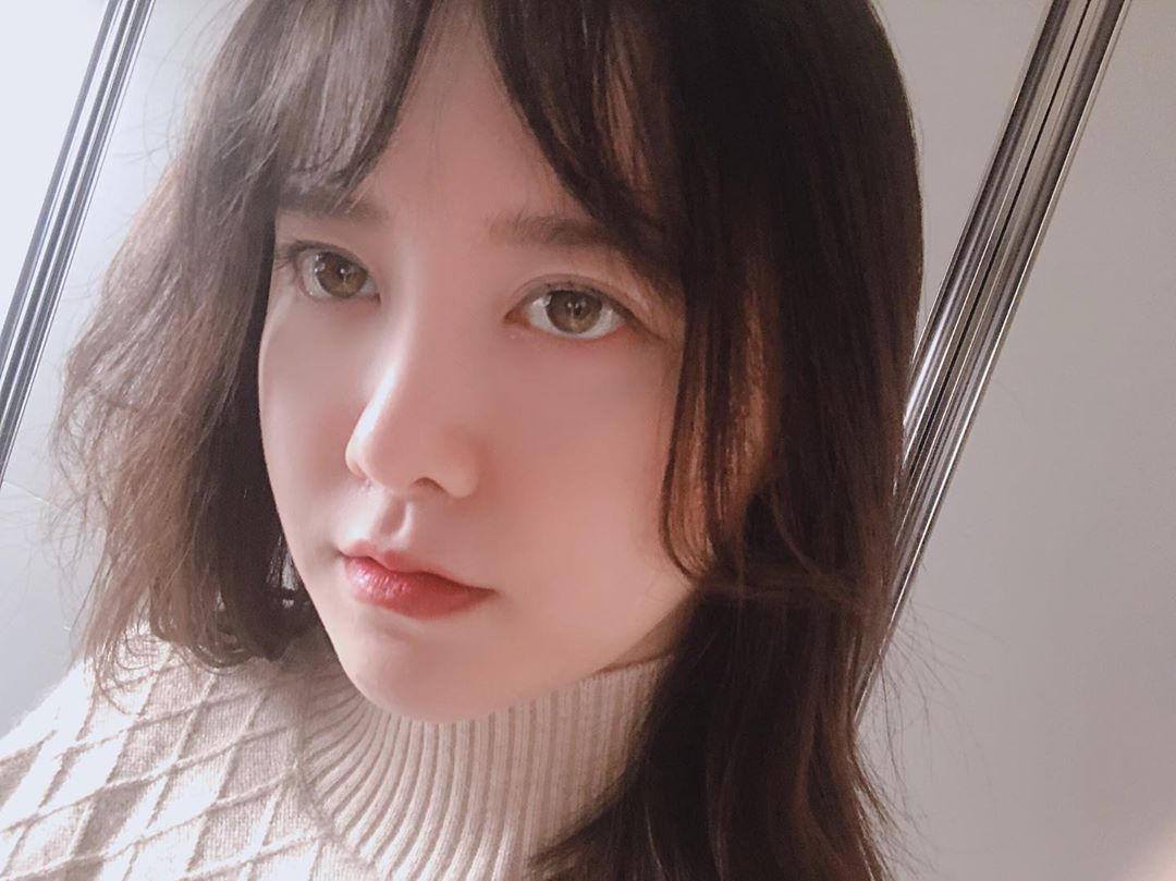 goo hye sun tongue instagram 2