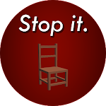 Stop it. (Chair Edition) Icon