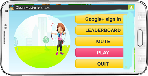 girl archery game