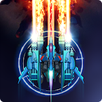 Galaxy Spiral Shooter - Danmaku Space Shooter Icon
