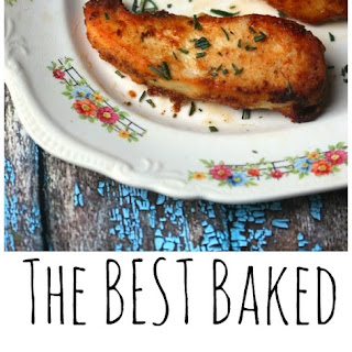 The Best Baked Chicken Ever Recipe - Marie
