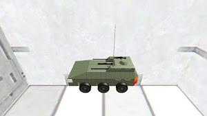 6輪装甲車