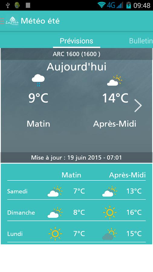 Les Arcs - screenshot