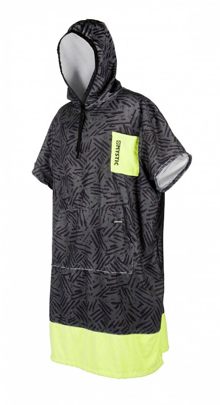 Mystic - Poncho Allover / Lime