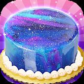 Tải Game Galaxy Mirror Glaze Cake