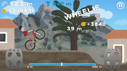 Wheelie Bike 1.68 screenshots 10