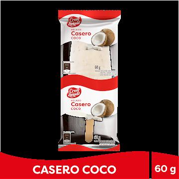 HELADO CREM HELADO   CASERO COCO X60G
