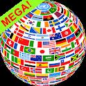 MEGA Flag Quiz icon