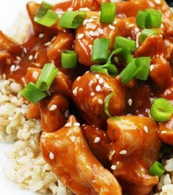 Slow Cooker Teriyaki Chicken Recipe