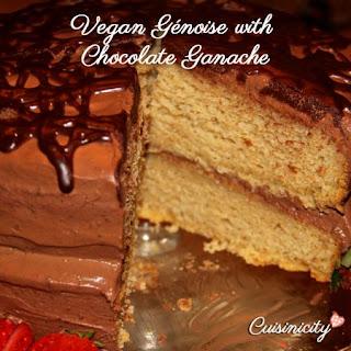 Vegan Pound Cake.