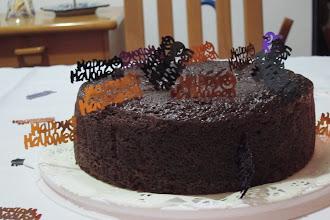 Photo: Dejlig fødselsdagskage fra Luzero