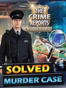 Murder Case Crime Reports screenshot 0