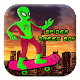 Spider Green Boy Game
