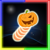 Halloween Slither Glow Snake