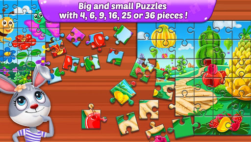 Puzzle Kids - Animals Shapes and Jigsaw Puzzles 1.0.6 screenshots 5