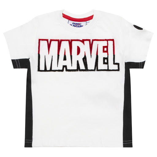 Primary image of Fabric Flavours Marvel T-shirt