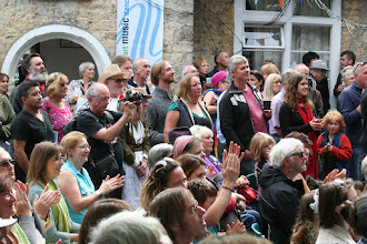 Photo: Village Green Audience