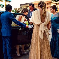 Wedding photographer Alberto Ramírez (albertoramrez). Photo of 13.08.2018