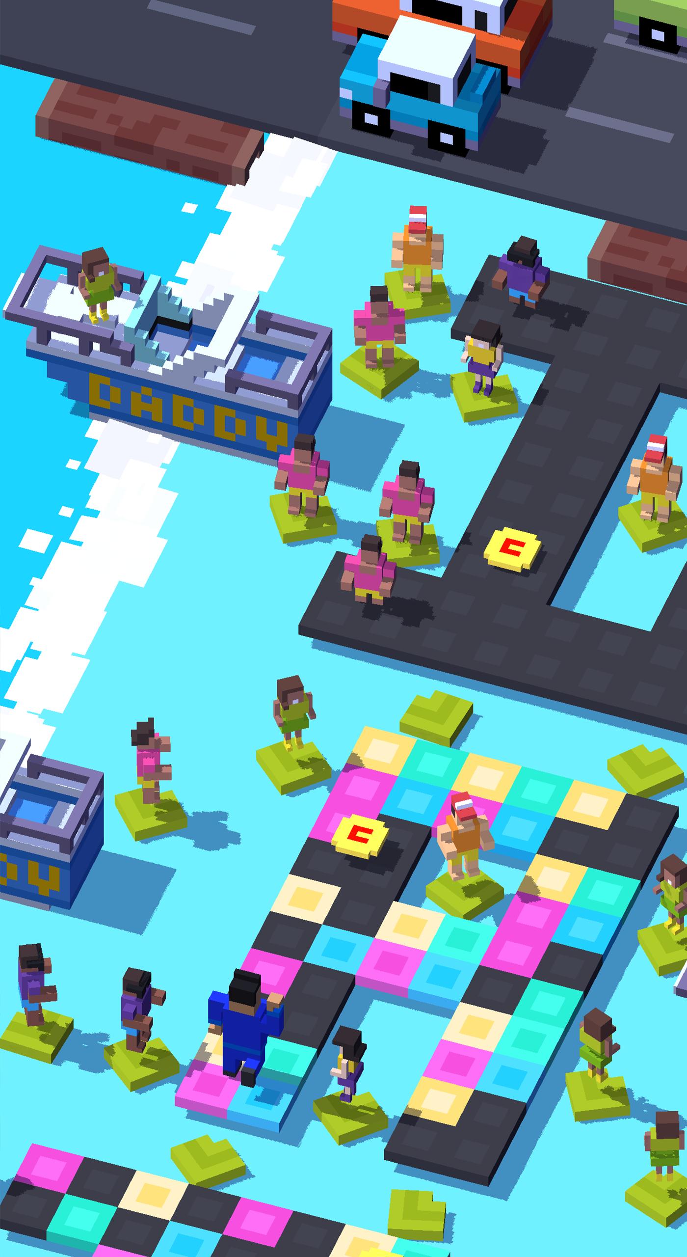 Crossy Road screenshot #2