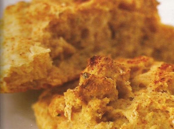 Southwestern Drop Biscuits Recipe