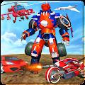 Transmute Robot Superhero download