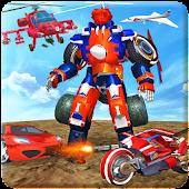 Transmute Robot Superhero Mod