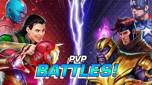 MARVEL Puzzle Quest: Join the Super Hero Battle! screenshot 21