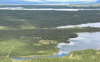 Photo: Gielas mot Guorta och Virisen
