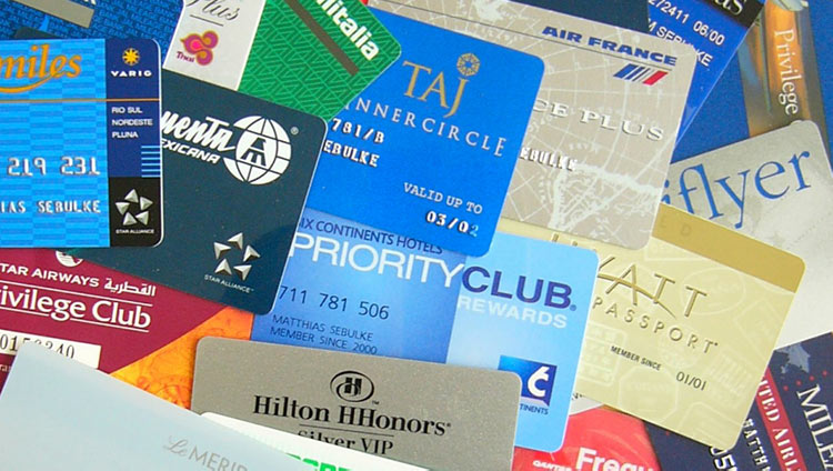 Using loyalty points or frequent flyer miles is a popular way to score savings on flights.