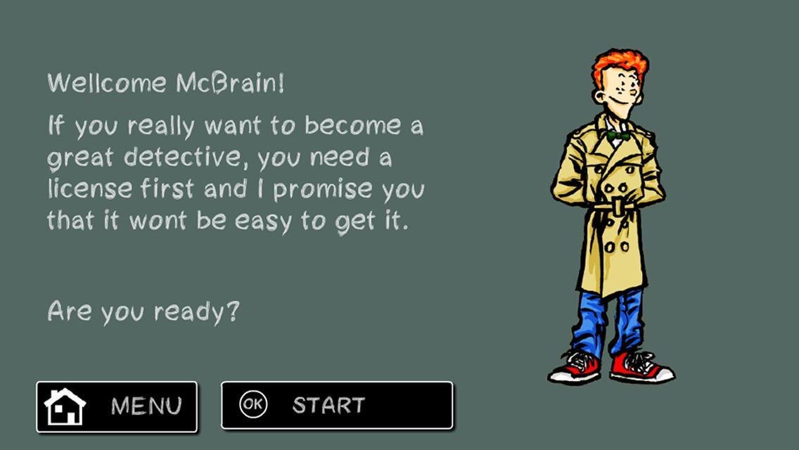 McBrain- screenshot
