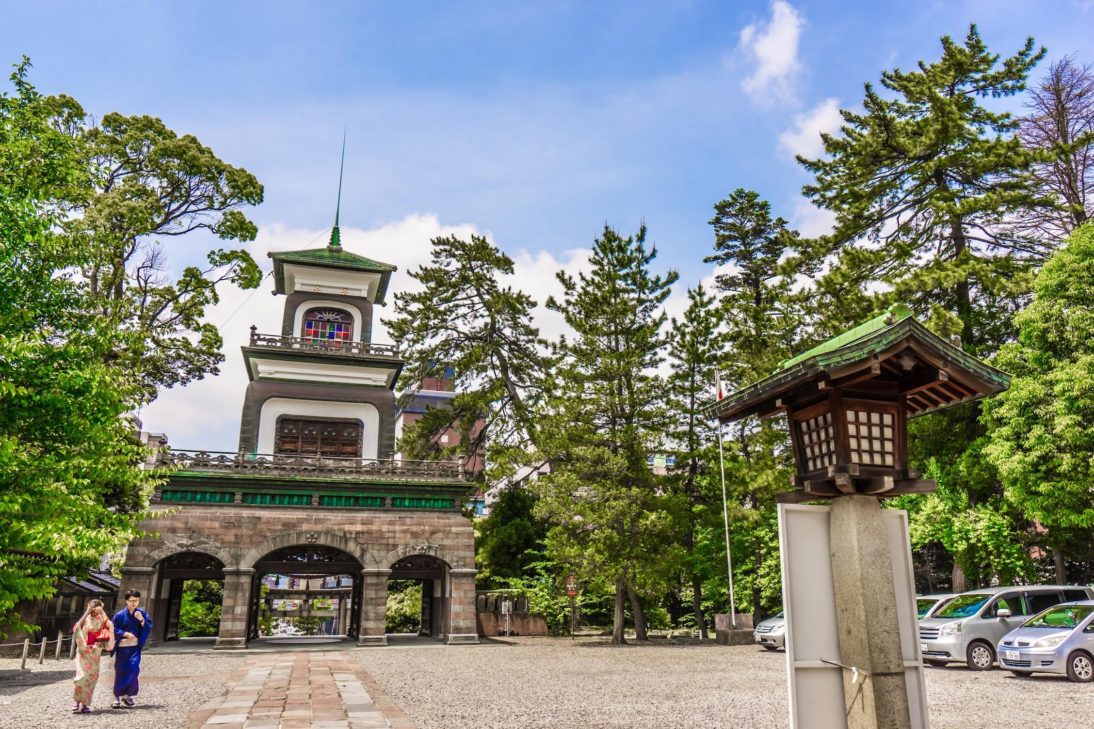 金沢 尾山神社2