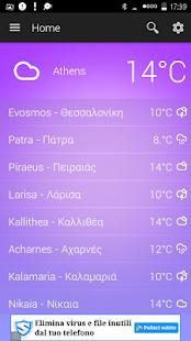 Greece Weather - náhled