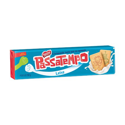 Passatempo Cookie Milk