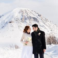 Wedding photographer Agniya Siraeva (Agnia). Photo of 27.02.2016