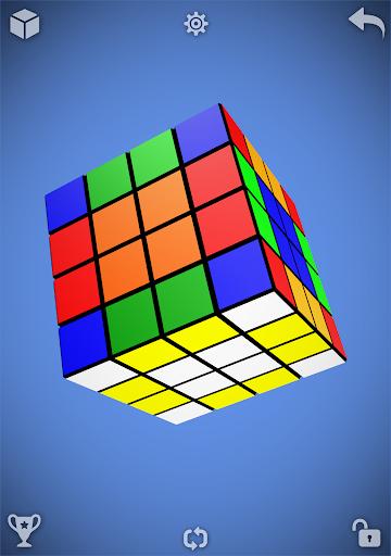 Magic Cube Puzzle 3D 1.14.4 screenshots 16