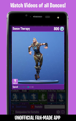 Dances from Fortnite (Emotes, Shop, Wallpapers) ss2