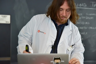 Photo: labcoats available online