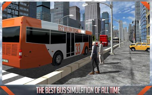 城市公交模擬器2015