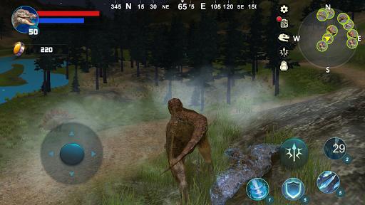 Baryonyx Simulator apktram screenshots 2